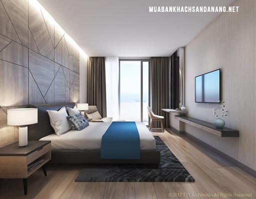 Cho thuê khách sạn khu vực biển Phạm Văn Đồng